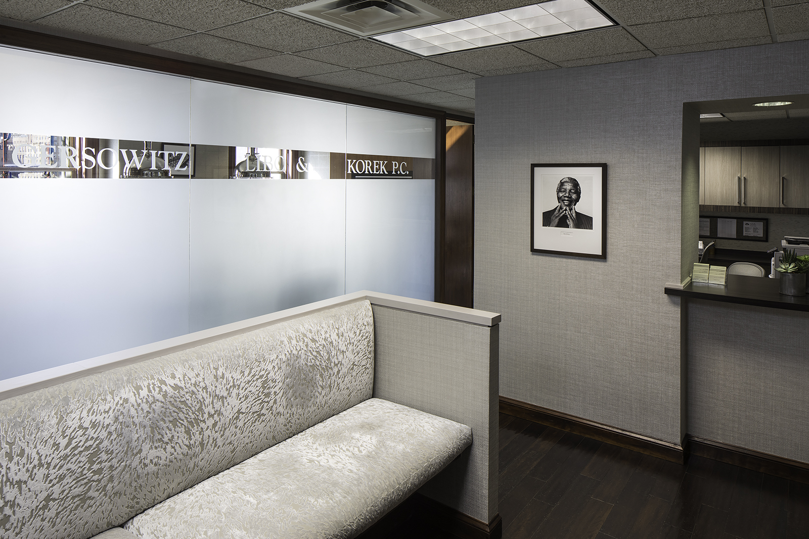 Office Transitional Style